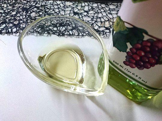グレープシードオイルは生でも熱しても美味しい!