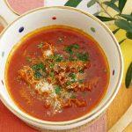 本格的なトリッパのトマト煮を手軽に食べられる「カルディオリジナル トリッパのトマト煮」