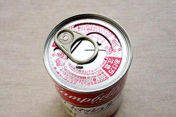 キャンベルクリームマッシュルーム缶詰