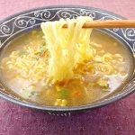 韓国のインスタントラーメン「カムジャ麺」ってどんな味?じゃがいもでできてるってホント?