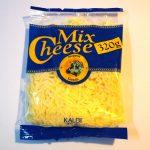 カルディオリジナル ミックスチーズシュレッド ゴーダ&ステッペンはピザとの相性バツグン