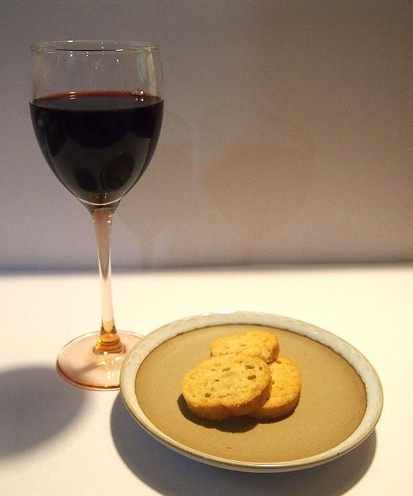 ワインとの相性もピッタリ