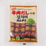 【カルディ】牛肉だしの素「大象 韓牛カムチミ」があれば韓国風のお料理もすぐできる!