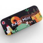 カルディのミントタブレット「カルディミント」は薄型缶ケースでおしゃれ感いっぱい!持ち歩くのに最適!