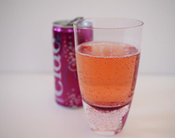 スパークリング缶ワイン チャオ