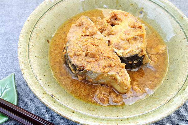 カルディの三陸産 鯖(サバ)味噌煮」