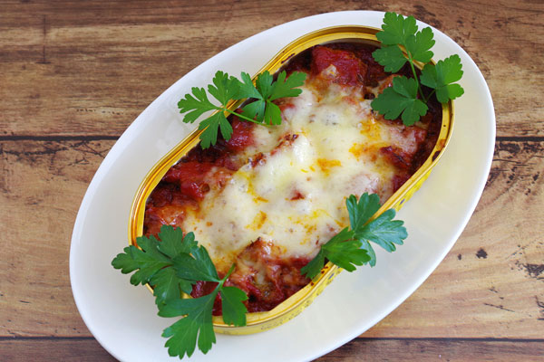 スタブラサバフィレ(鯖のトマトソース煮)のまるごと缶詰グリル