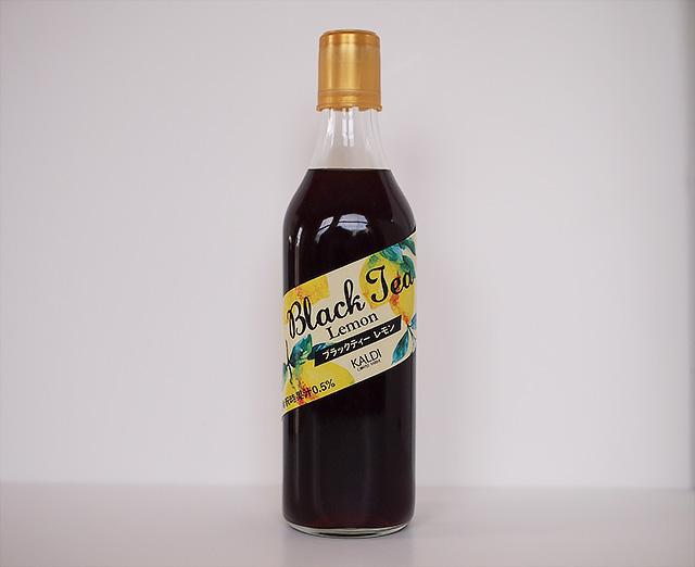 カルディのブラックティーレモン