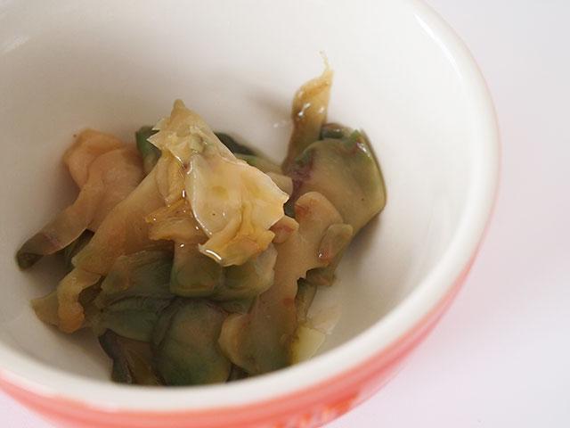 カルディのOtsumami 青搾菜
