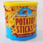 化学調味料無添加の「ポテトスティック ライトソルト」は保管もかんたんでダイエット時にもおすすめ