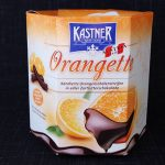 【カストナー オランジェット】細切りオレンジピールの砂糖漬けにチョコレートがコーティング