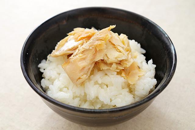 「あらほぐし塩鮭」の食べ方