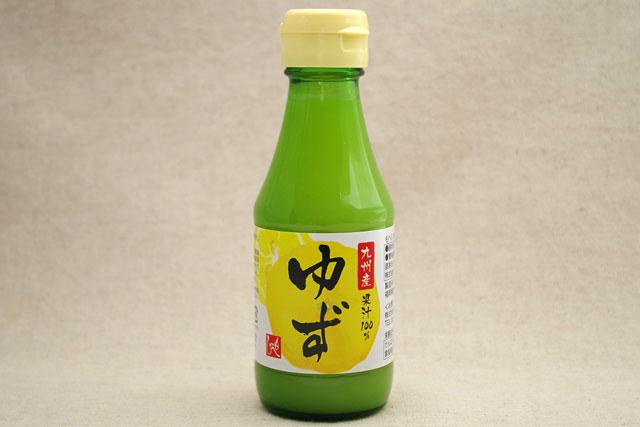 【ゆず果汁100%】は冷蔵庫に常備ストックしておきたい便利な調味料